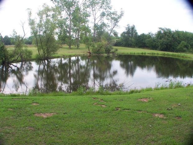 Water Retaining Pond : Storm water management a costly headache for hoas